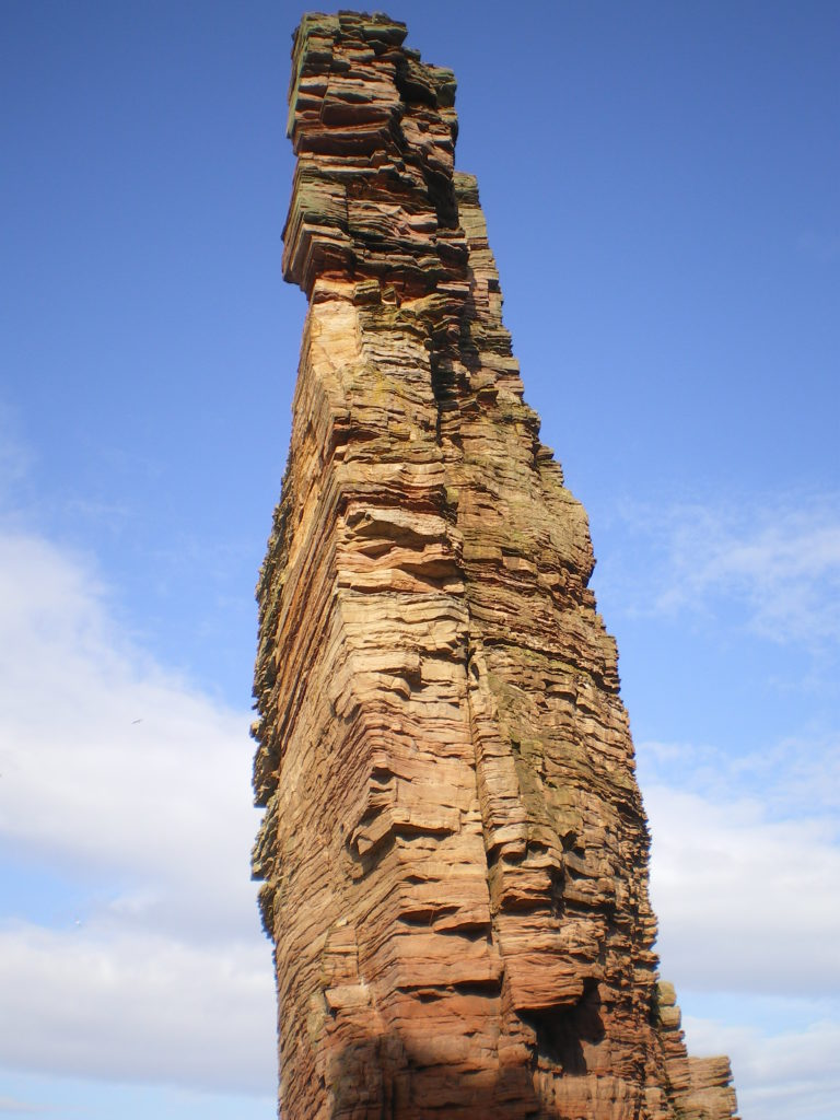 The Great Crack on the Old Man of Hoy