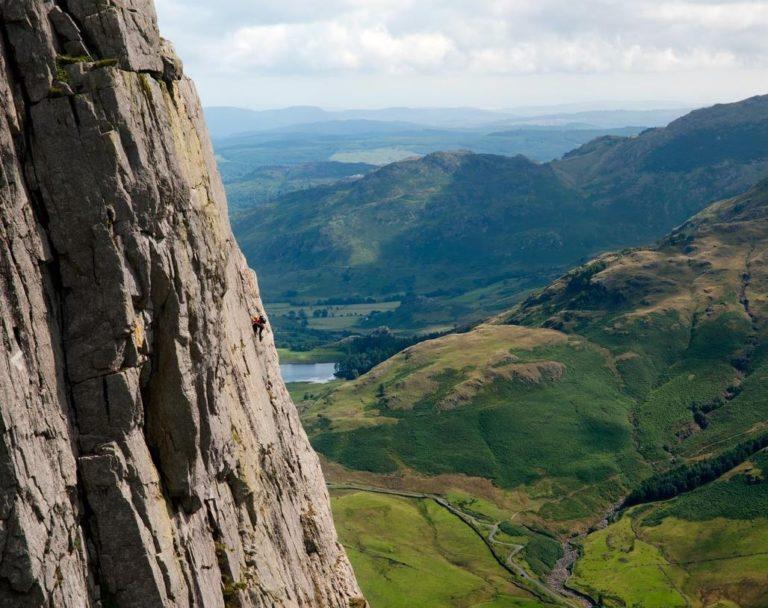 Gimmer Crag Langdale