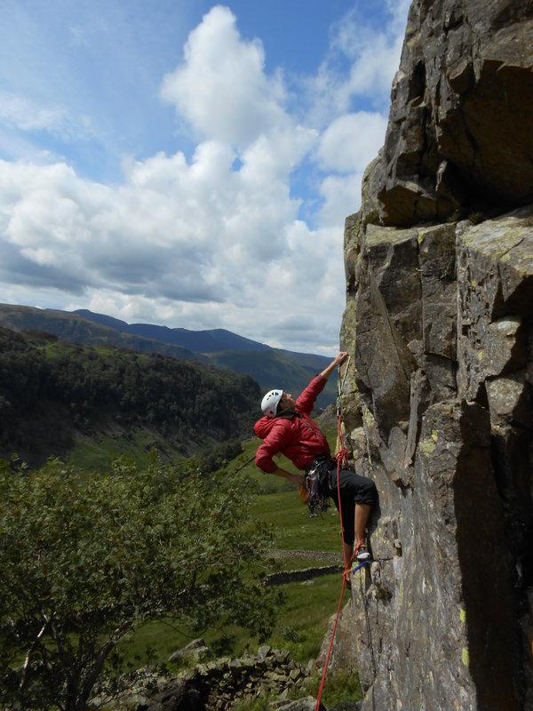 Goats Crag Watendlath