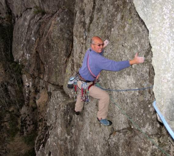 Graham on Sursus Tuus Castle Rock South