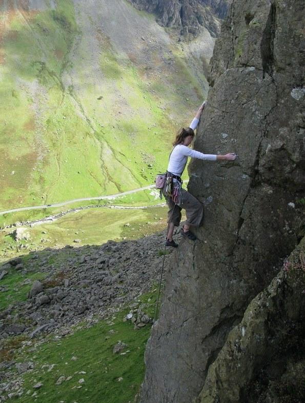 Moss Crag Buttermere