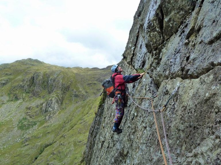Raven Crag Coombe Ghyll