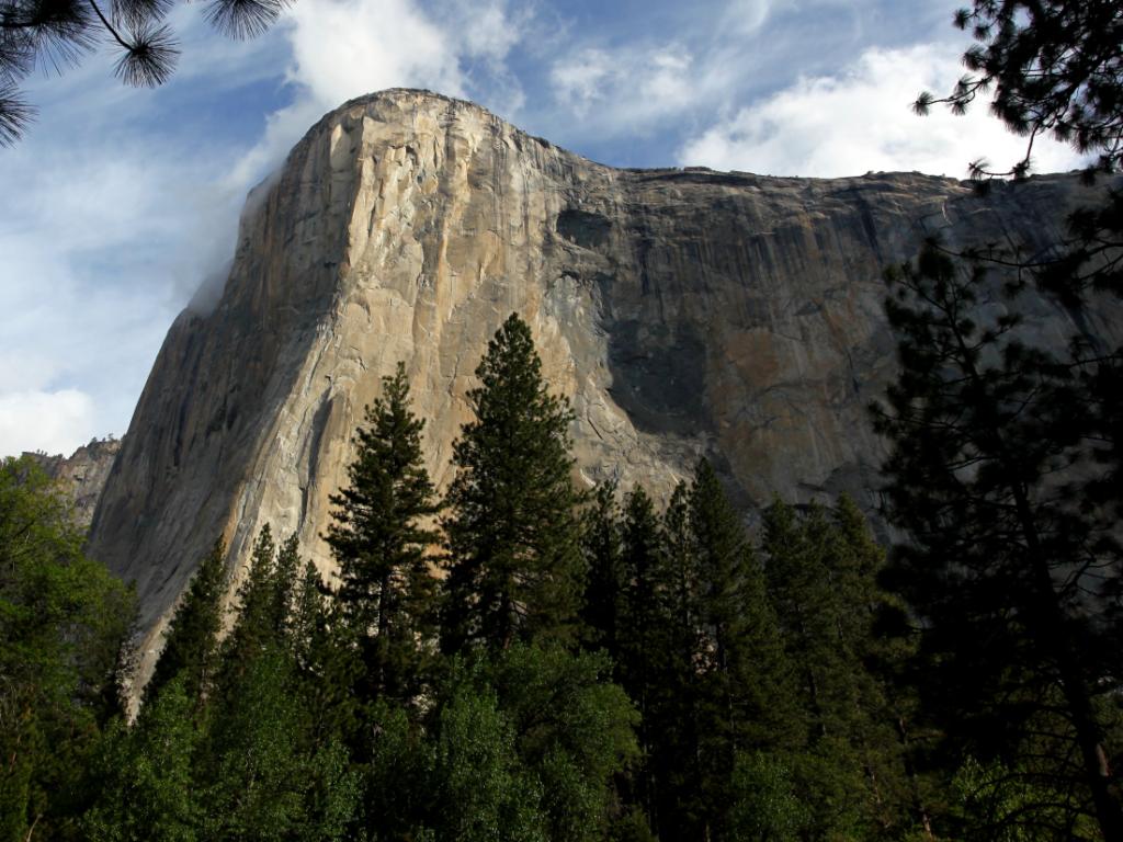 The Nose of El Capitan Yosemite 2012