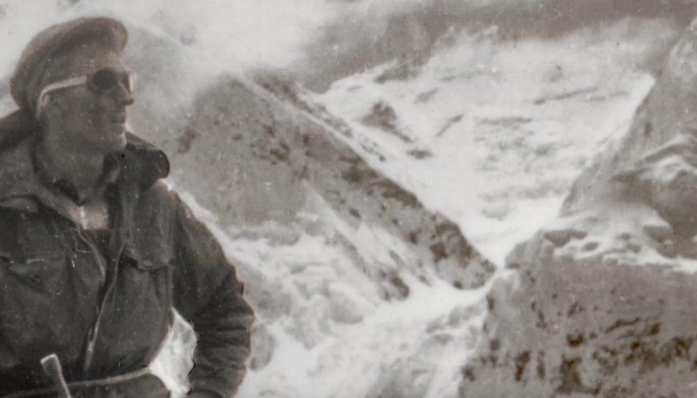 KMC Film Evening - Final Ascent: The legend of Hamish Macinnes